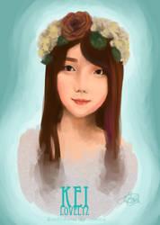Kei flower by KonHiwatariKyouyama