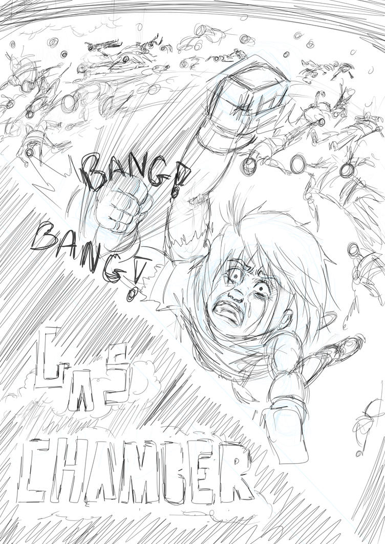 Gas Chamber WIP cover by zeldalegends4525