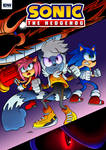 Sonic The Hedgehog IDW Mock Cover
