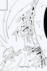 Sonic Resistance Inks