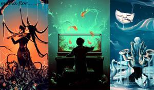 feel the music... by unachicadelmonton