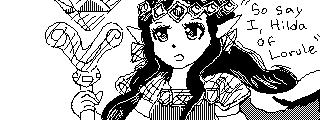 Princess Hilda by PK-BumbleBee