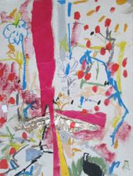 olives , sunday flowers , heavy metal , cardboard by 7markus7