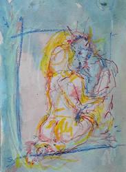Kissing the Genie by 7markus7