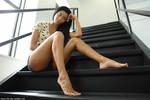 Giantess Jessicas playful feet