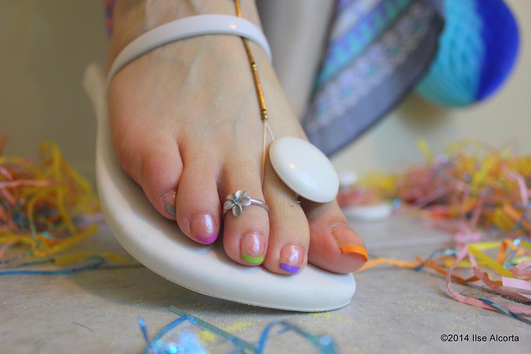 giantess feet