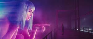 Blade Runner 2049 ( Giantess ) Movie screenshot by Cinematic-GTS