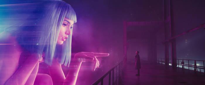 Blade Runner 2049 ( Giantess ) Movie screenshot