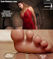 Teen Giantess Jane - tiny men crush by Cinematic-GTS