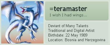 TeraMaster's Profile Picture