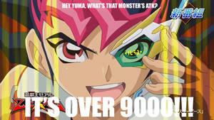 IT'S OVER 9000 - Yugioh Zexal