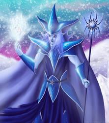 Kryos the Ice Magic Artist