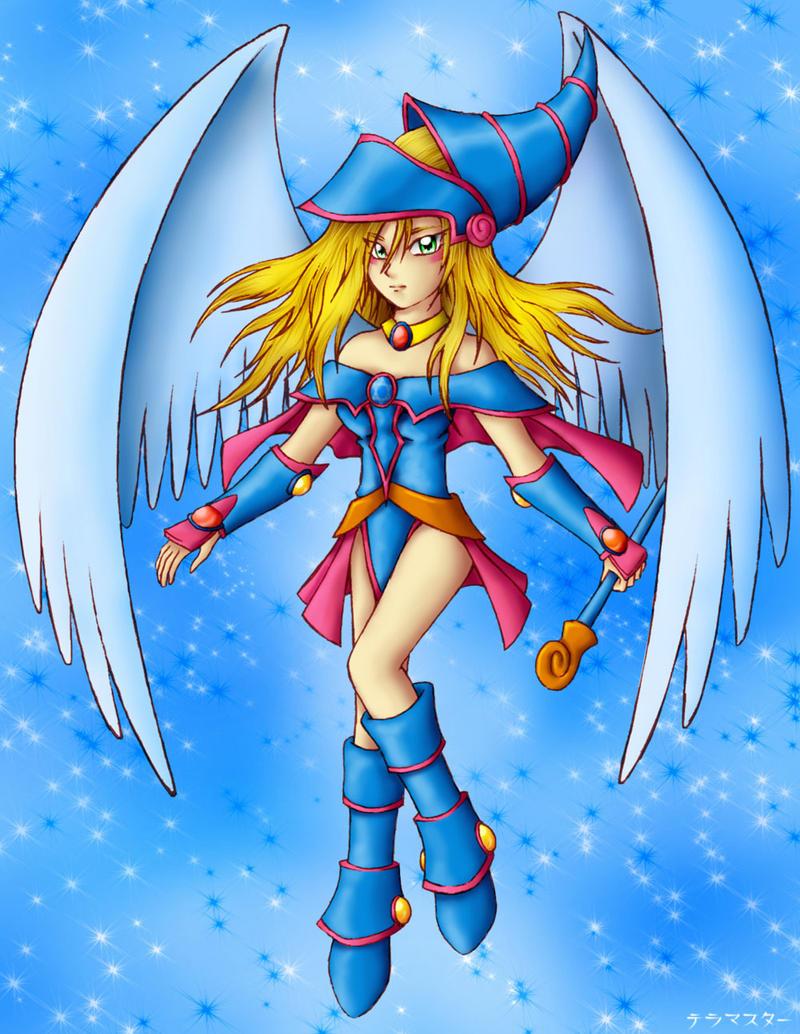 Dark Magicians X Dark Magician Girl Wallpaper by chyo83 on