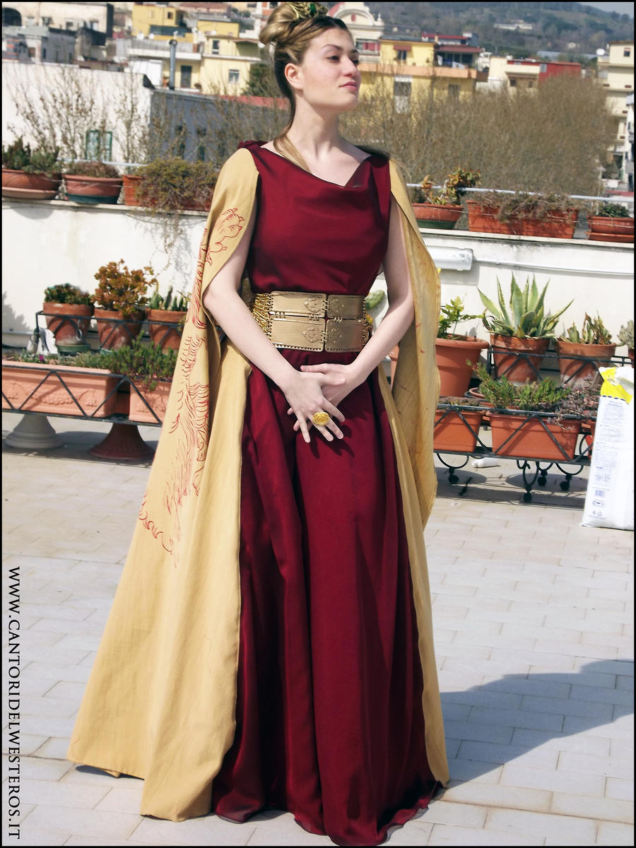 Célèbre Cersei Lannister Costume 5 by CantoriDelWesteros on DeviantArt VW64