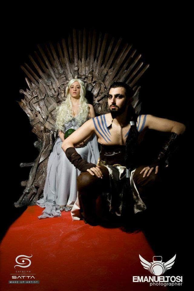 Daenerys Targaryen Kha...