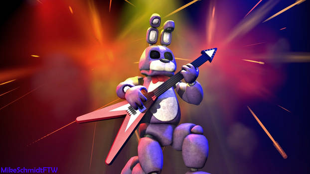 Rocking Bonnie