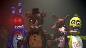 The Withered Crew by OfficerSchmidtFTW