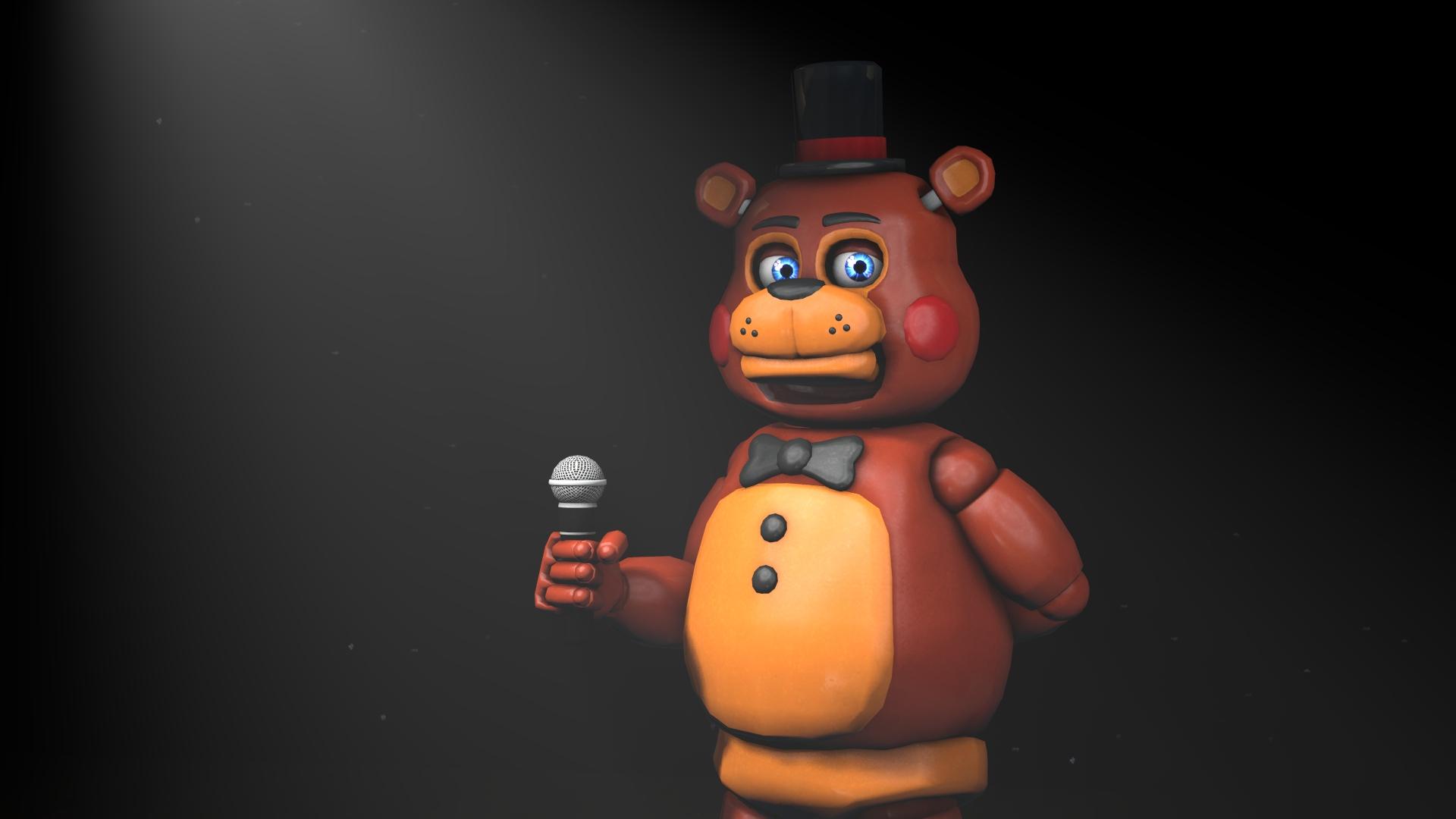 Fnaf 2 Toy Freddy Ask or Dare the FNAF C...