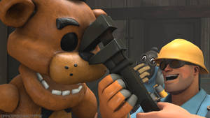 Got your Nose! -Engineer by OfficerSchmidtFTW