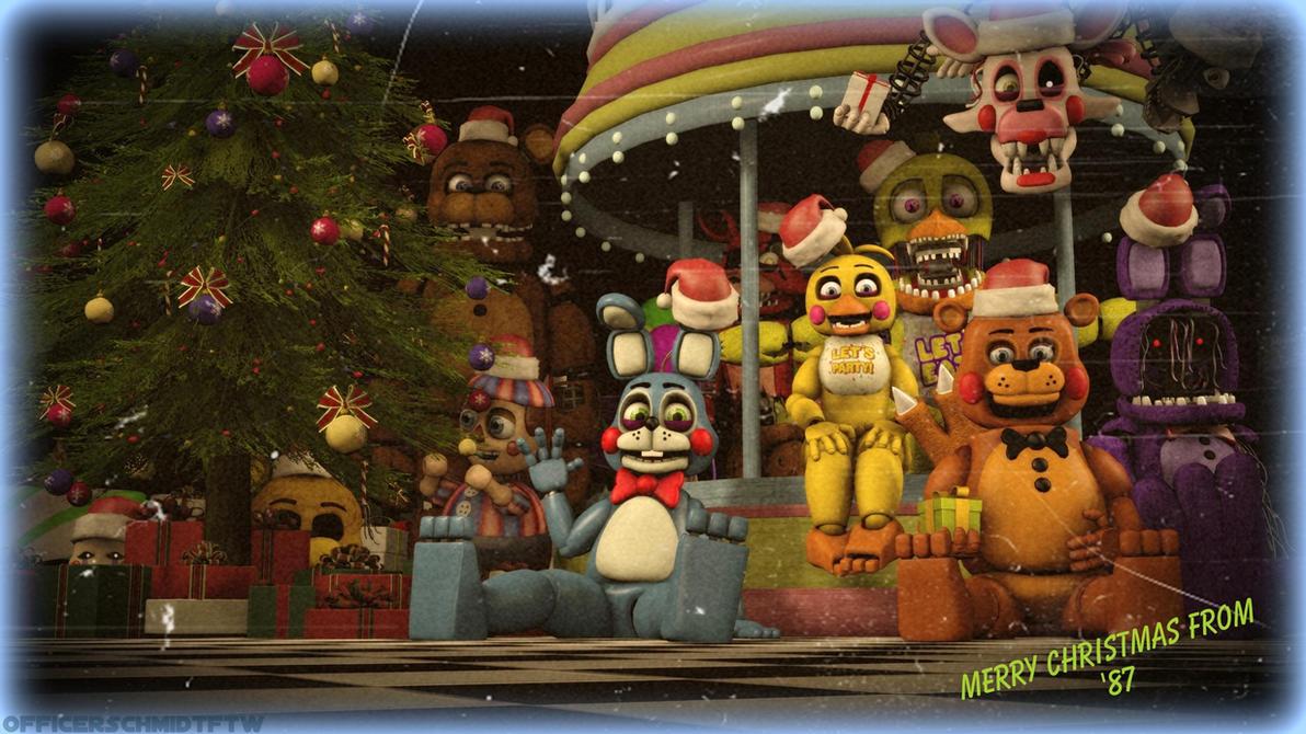 pimp and host jpg4 Merry Christmas from 1987 (SFM) by OfficerSchmidtFTW .