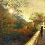 El Paseo de los Tristes by Elsilencio