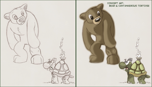 Floppity - Concept Art by Miss-Interocitor