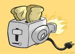 Turbo Toaster Logo