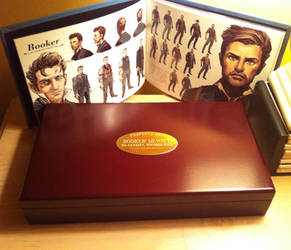 Booker DeWitt Gentleman's Jewelry Box by Miss-Interocitor