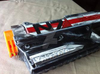 Mass Effect style Nerf Magnus