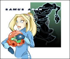 Samus Aran by Miss-Interocitor