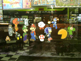 1-Up Games Window- 1 by Miss-Interocitor