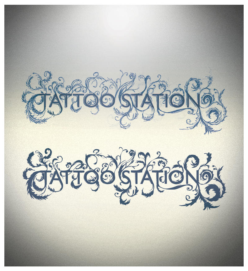 tattoo station by CaPtIne