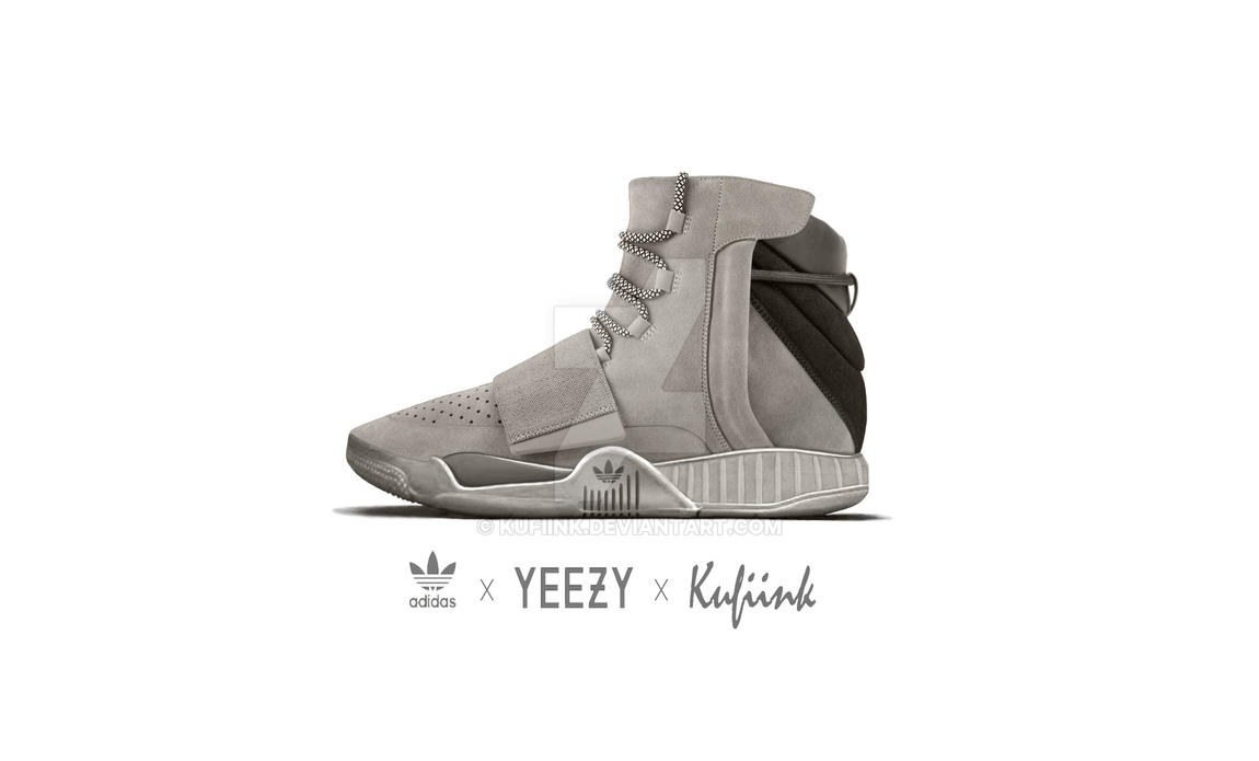 Yeezy Boost  Shoes Red