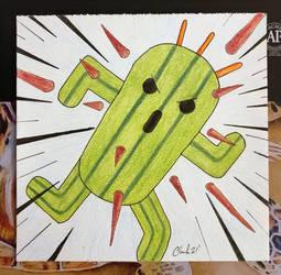 Truculent Cactus.