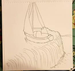 Panicky Sailboat