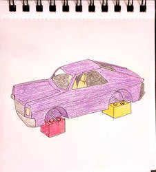 Former Toy Car