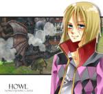 Howl's Moving Castle- Howl