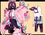 demon dolls auction (open)