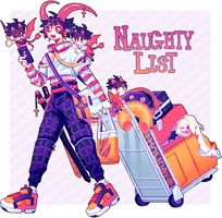 Naughty List Auction (closed)