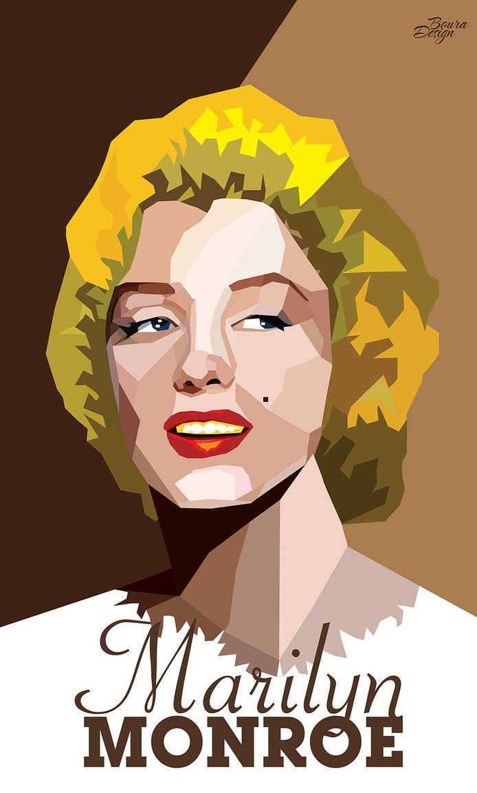 Wpap Marilyn Monroe - Caffee by boura2004
