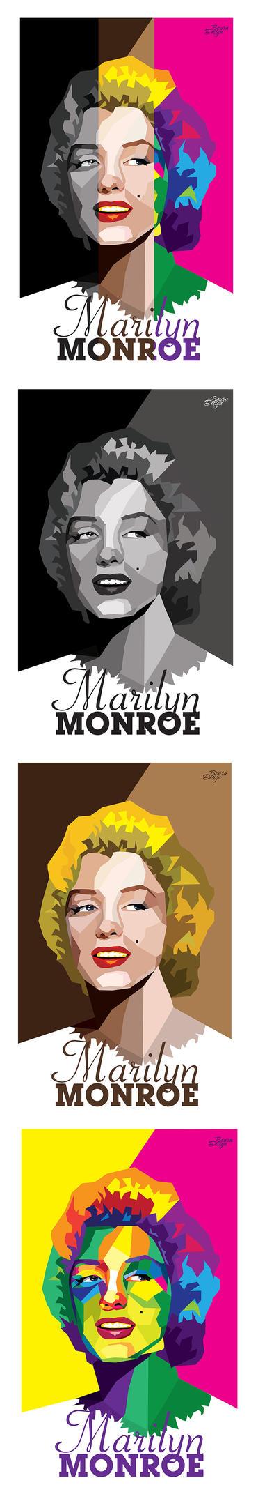 Wpap Marilyn Monroe by boura2004