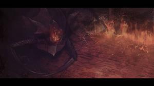 Demon's Souls - Armour Spider