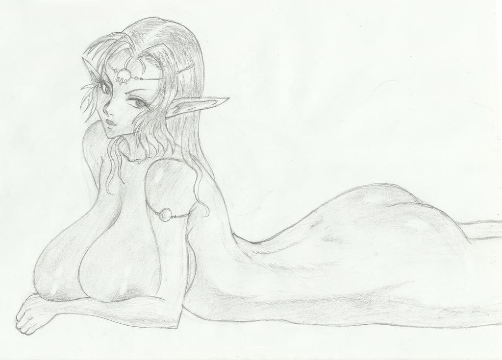 Dark Elf by MickoDaimao