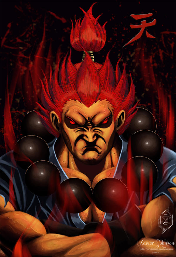 Akuma by Johnson-X