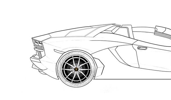 Lamborghini by Johnson-X