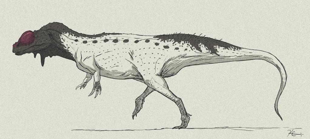 Megalosaurus by Kevin-Studios