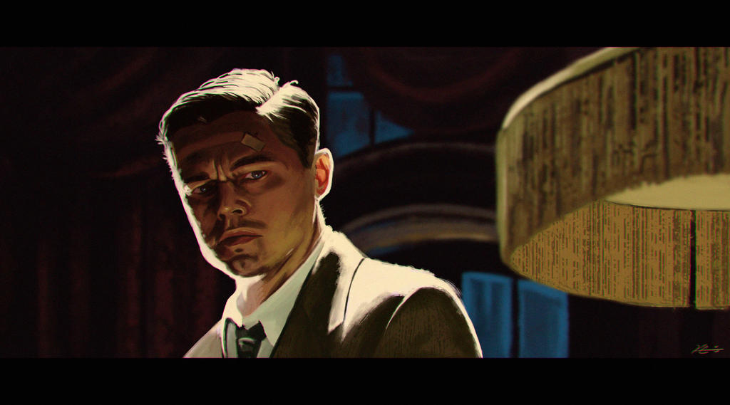 Shutter Island study by Kevin-Studios