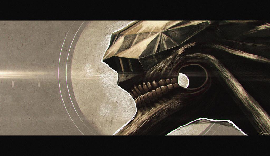 Alien Angel by Kevin-Studios