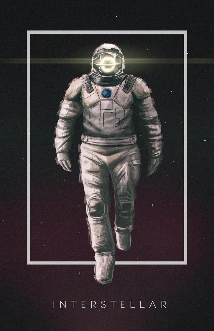 Interstellar by Kevin-Studios