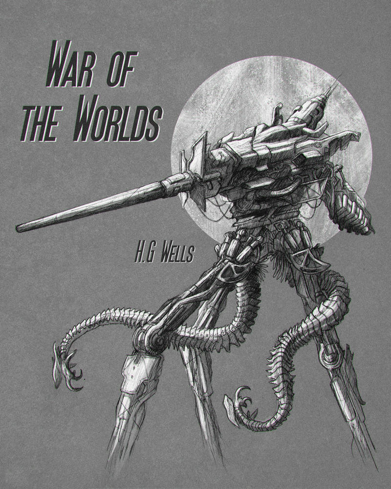 War of the Worlds by Kevin-Studios